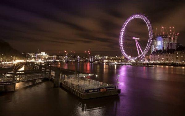 Londra Nerede ?