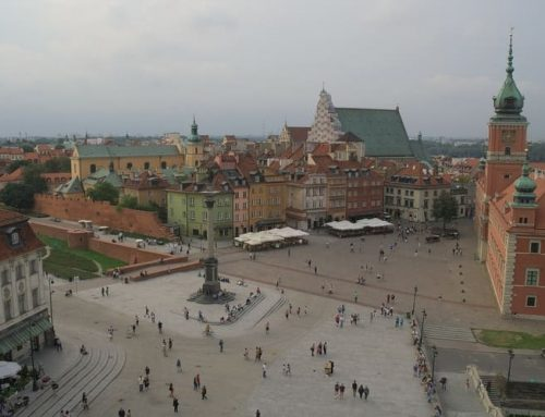 Varşova Otelleri | Varşova Otel Fiyatları
