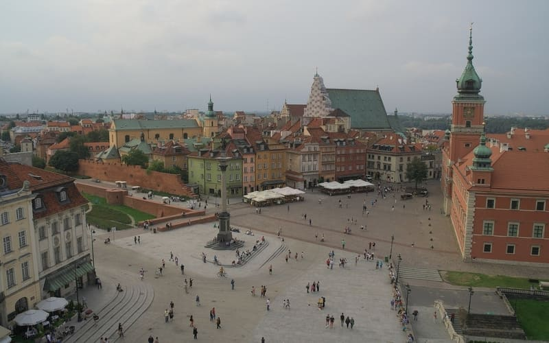 Varşova Otelleri