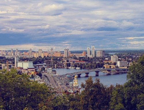 Kiev Otelleri | Kiev Otel Fiyatları