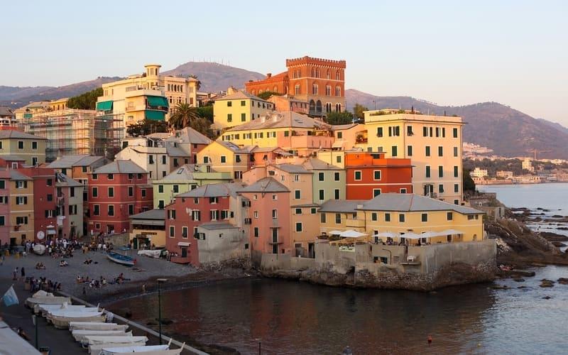 Cenova Otelleri