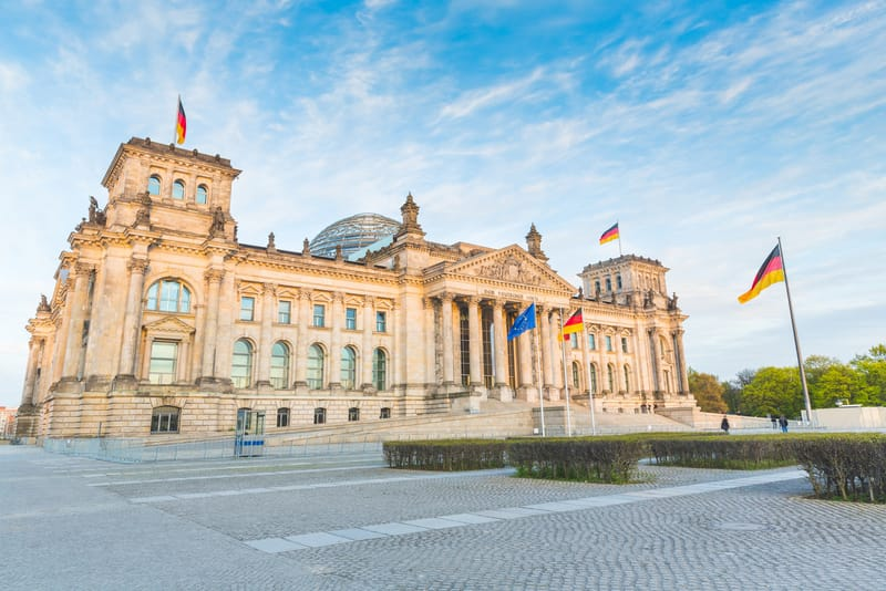 Reichstag Parlamento