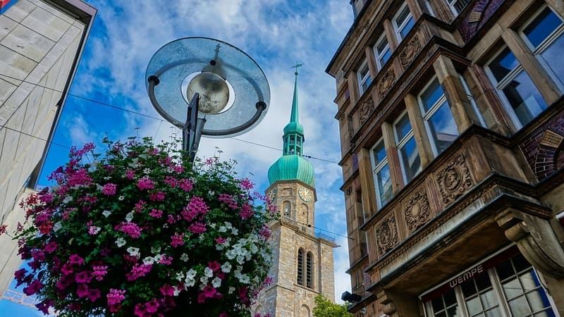 St Reinoldi Kilisesi - Dortmund
