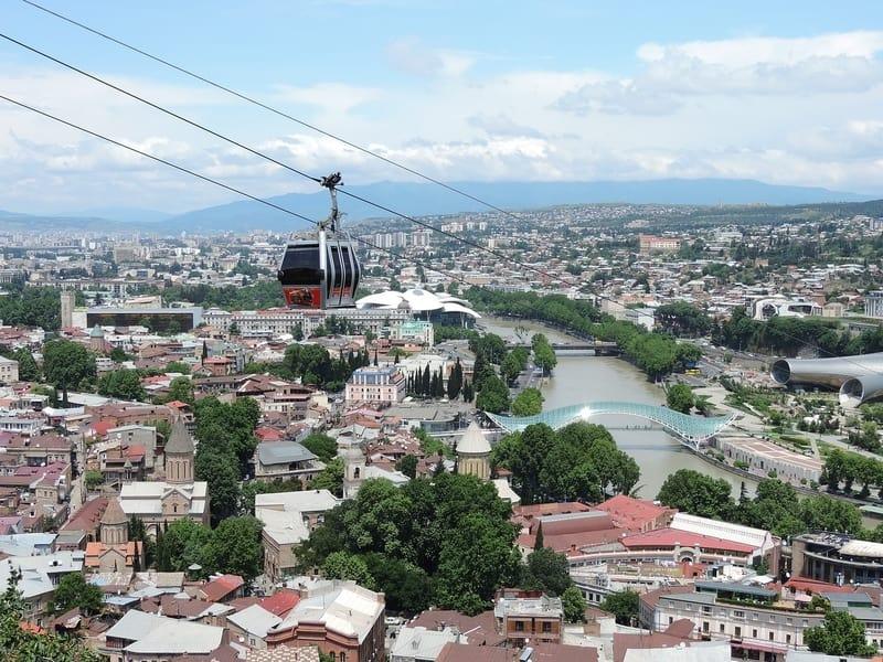Tiflis'te Nerede Kalınır ?