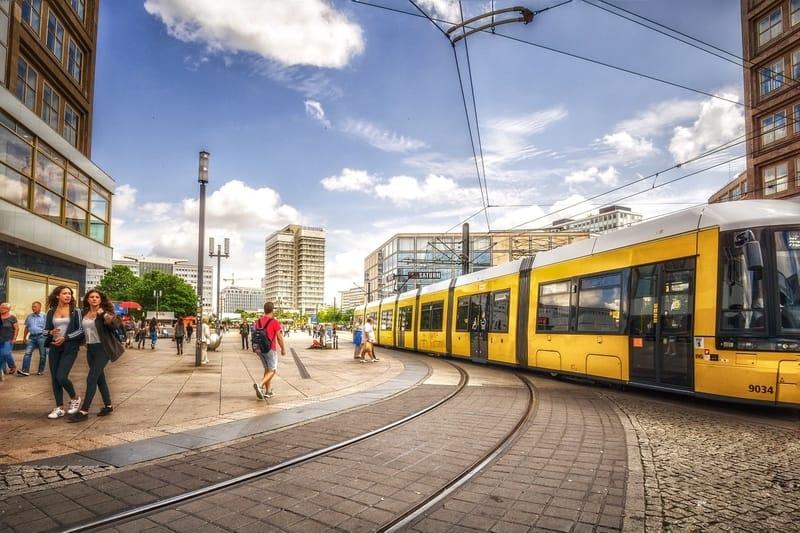 Alexanderplatz - Berlin Meydanı