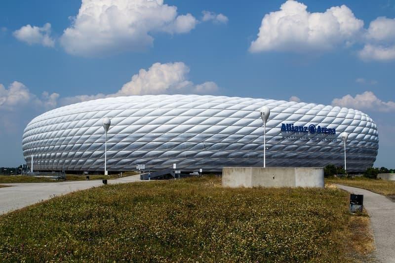 Allianz Arena Münih te Gezilecek Yerler