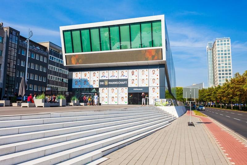 DFB Müzesi - (Alman Futbol Müzesi)