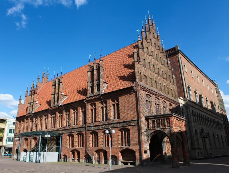 Eski Belediye Binası - Altes Rathaus