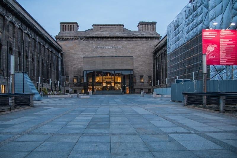 Bergama Müzesi - Pergamon Museum