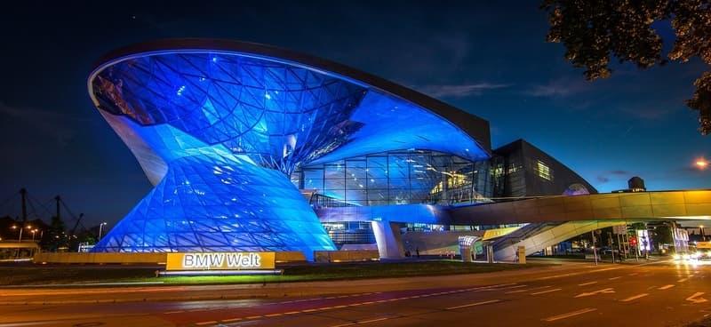 BMW Welt Münih Görülecek Yerler