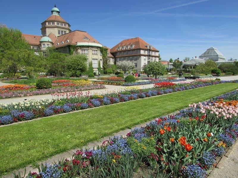 Münih Botanik Bahçesi