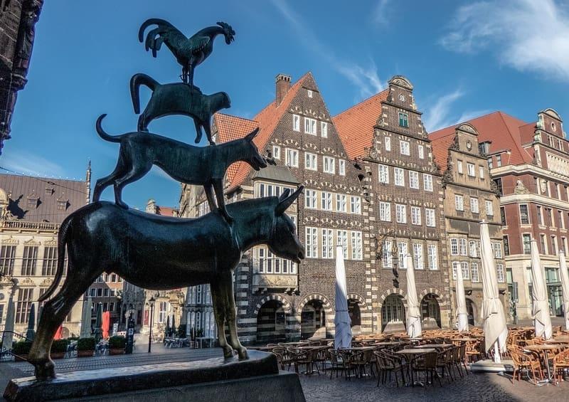 Bremen Gezilecek Yerler