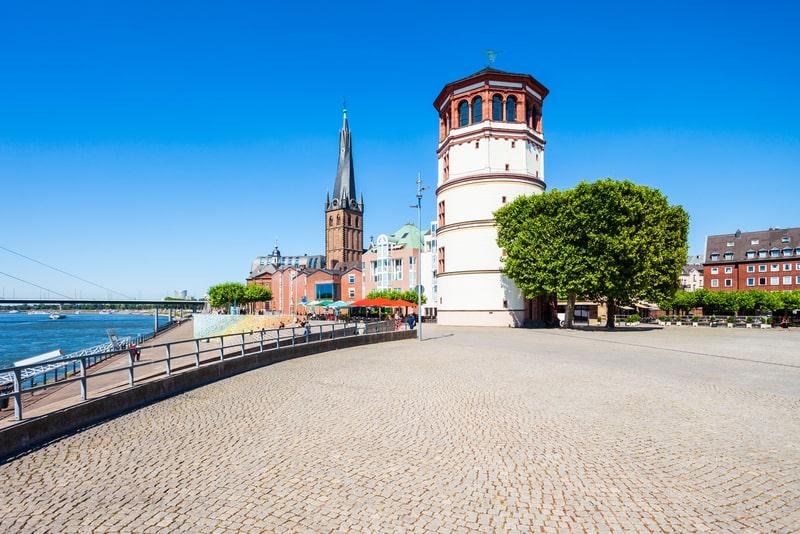 Düsseldorf Burgplatz