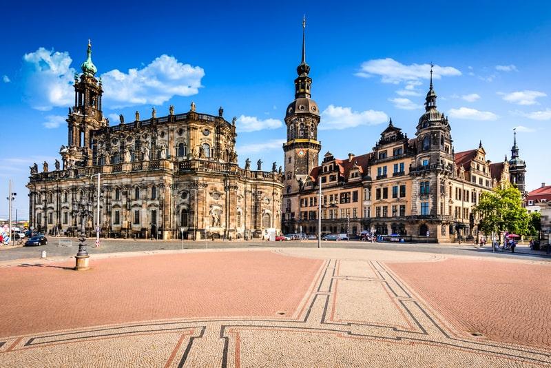 Dresden Gezilecek Yerler Listesi