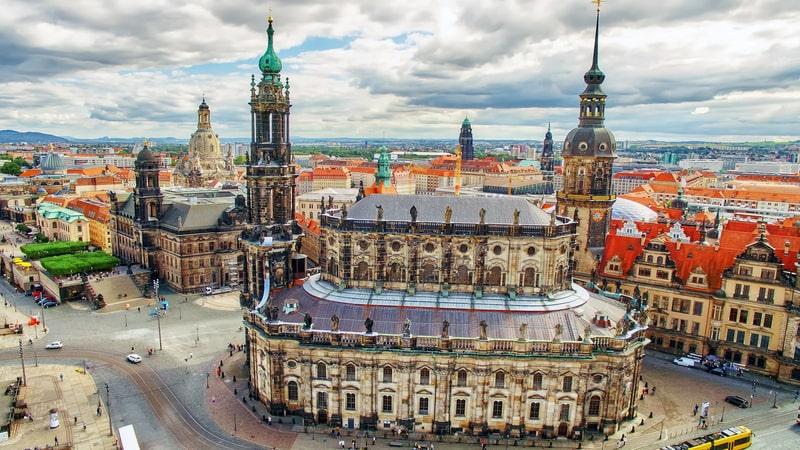 Dresden Katedrali
