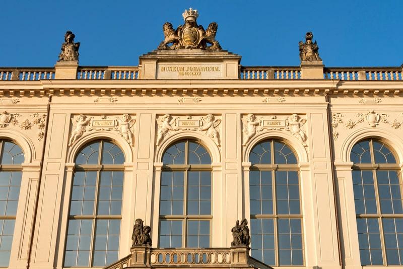 Dresden Ulaştırma Müzesi