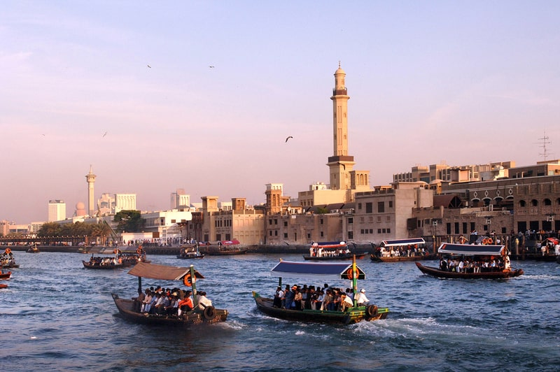 Deyra Dubai'de nerede kalınır