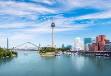 Düsseldorf gezilecek Yerler