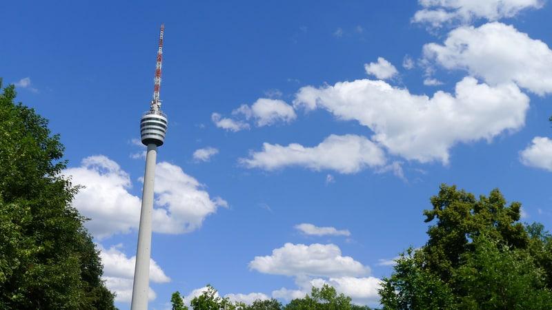 Stuttgart Televizyon Kulesi