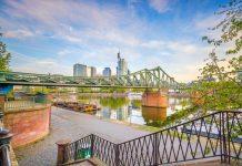 Frankfurt Gezilecek Yerler Blog