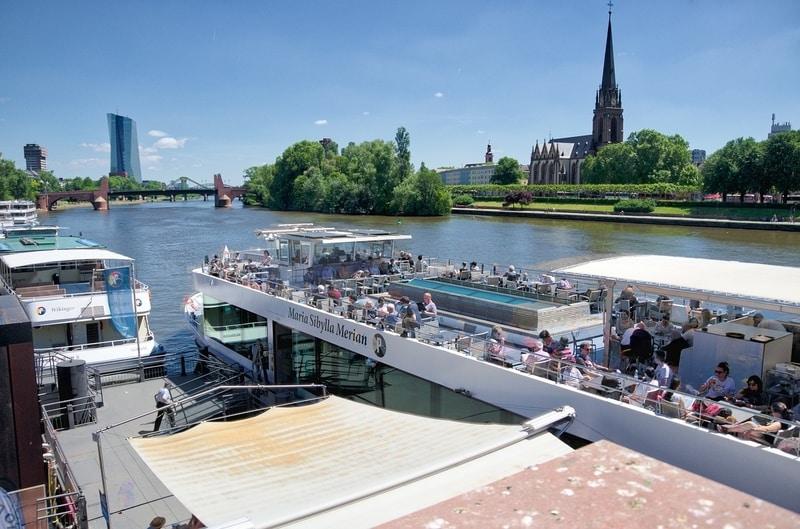 Frankfurt Tekne Turu Yapın