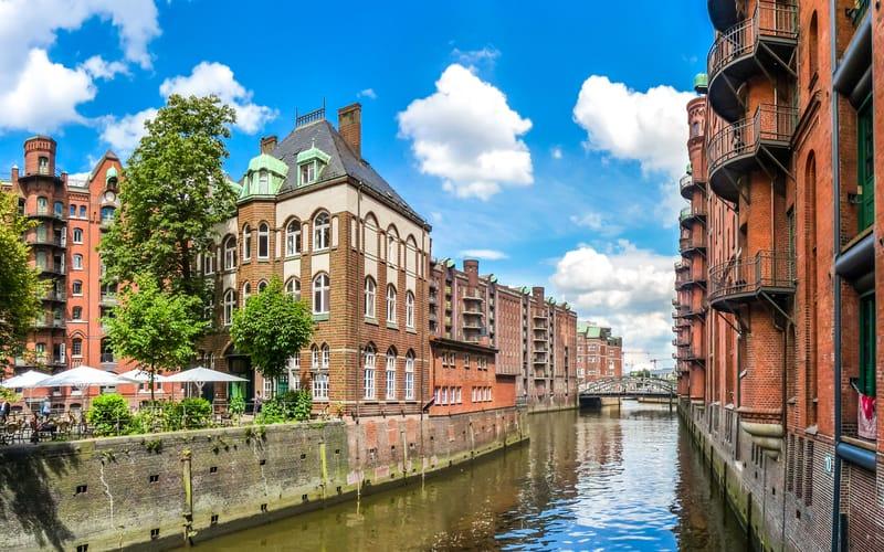 Günübirlik Hamburg da Gezilecek Yerler