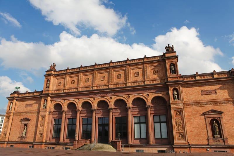 Hamburg Kunsthalle - Gezilecek Yerler