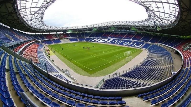 Hannover 96 Stadı