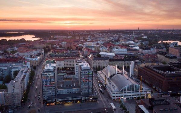 Helsinki Otelleri