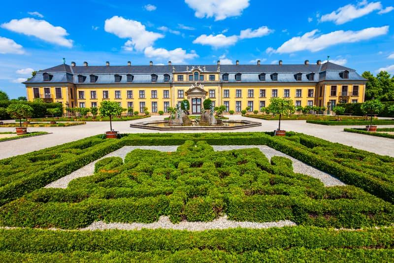 Herrenhausen Bahçeleri