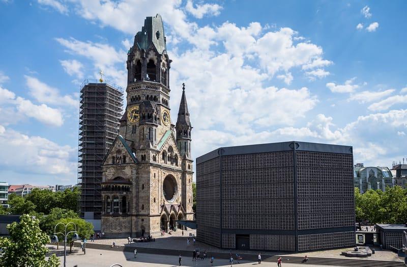 Kaiser Wilhelm Anıt Kilisesi Görülmeye Değer