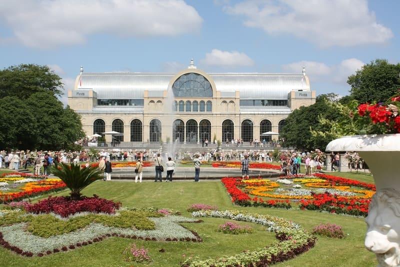 Köln Botanik Bahçesi