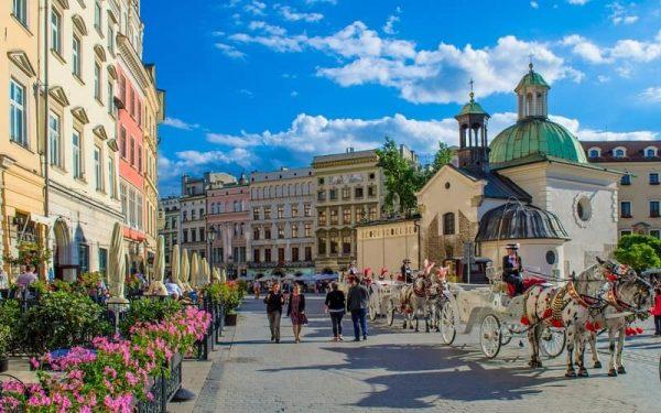 Krakow Otelleri