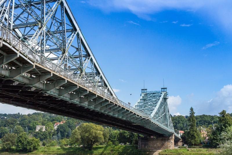 Loschwitz Köprüsü