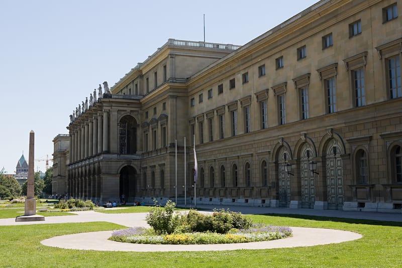 Munich Residenz Görülmeye Değer
