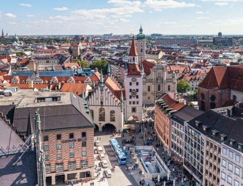 Münih Gezilecek Yerler | En Güzel 13 Yer