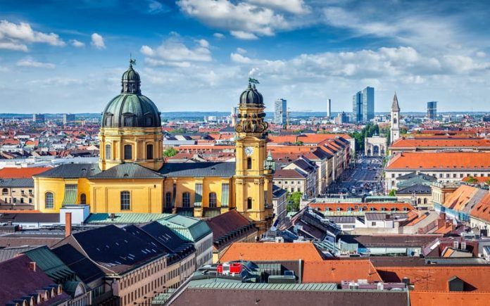 Münih Gezilecek Yerler Listesi