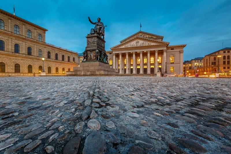 Münih Ulusal Tiyatrosu