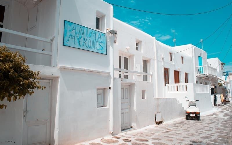 Mykonos Otelleri