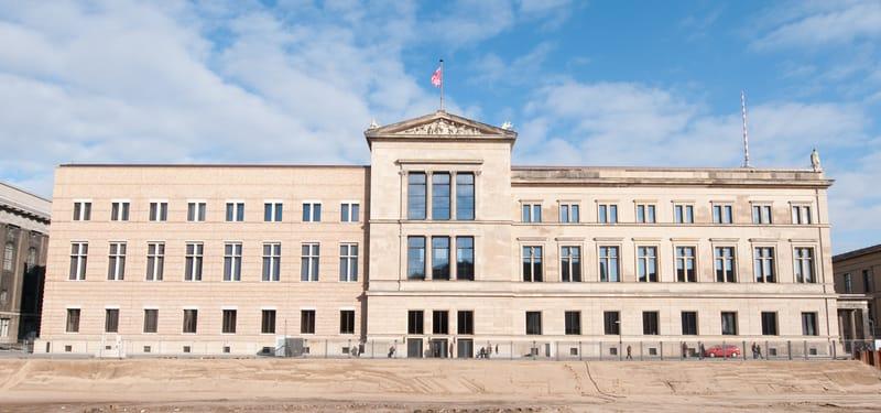 Neues Müzesi - Berlin de Görülecek Yerler