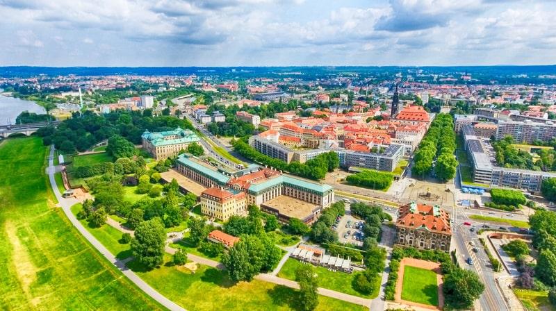 Neustadt Dresden Gezilecek Yerler