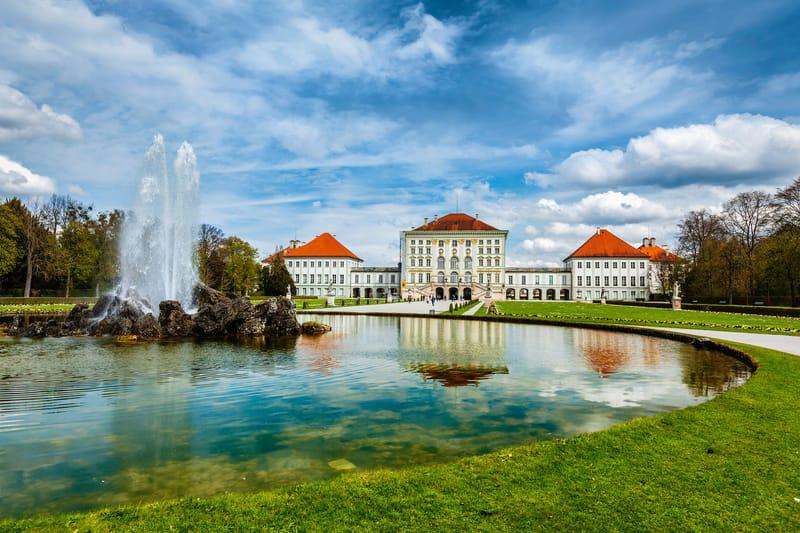 Nymphenburg Sarayı ve Bahçeleri