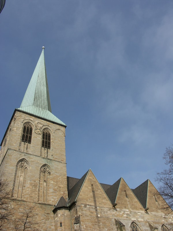 St Petri Kilisesi - Dortmund Gezilecek Yerler