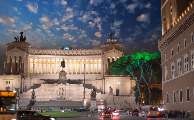 Venedik Meydanı - Roma