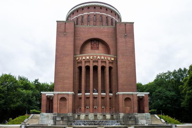 Hamburg Şehir Parkı - Stadtpark