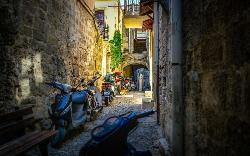 Rodos Otelleri