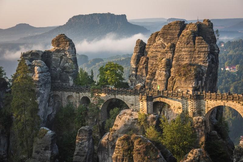 Dresden Sakson İsviçre Ulusal Parkı