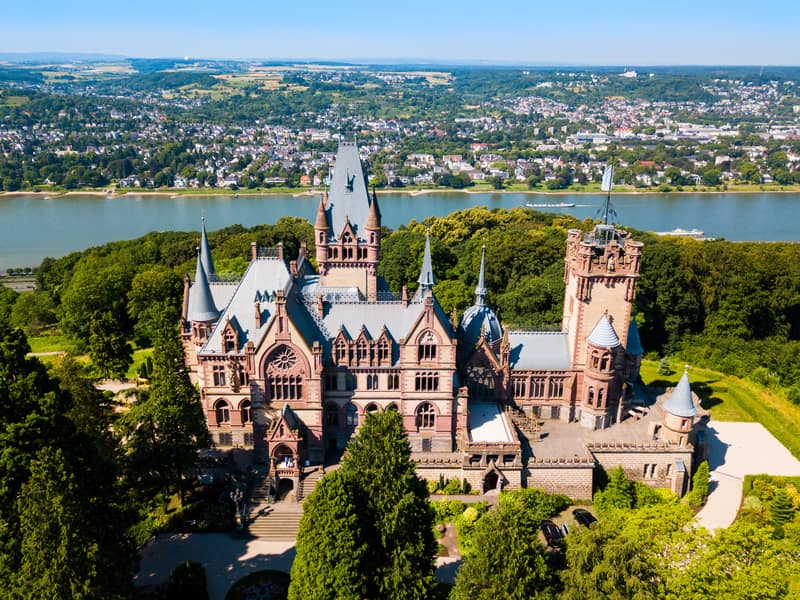 Schloss DrachenburgKalesi