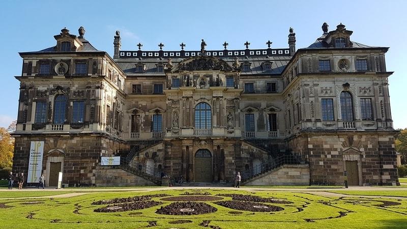 Sommerpalais Dresden