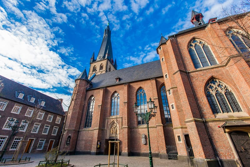St. Lambertus Kilisesi